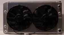 67 68 69 70 71 72 Chevy C10 C20 K10 aluminum radiator with ls ls1 ls2 ls3 moter