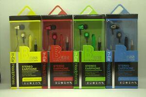 Kopfhörer In-Ear - starker Ultra Bass - Bunt - AUX