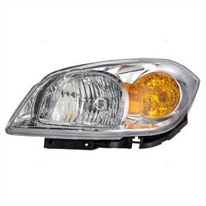 NEW Driver Left Genuine Headlight Headlamp Assembly for Chevrolet Cobalt 05-09
