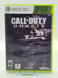 Call of Duty: Ghosts (Xbox 360, 2013) No Manual