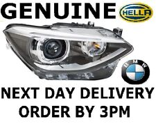 Genuine BMW 1 Series F20 F21 HELLA Adaptive Headlight Driver Side Brand NEW