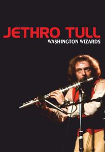Jethro Tull - Washington Wizards (DVD)