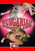 HUNGARIAN WRESTLING 2 DVD (Women's wrestling, female wrestling,catfight エロプロレス