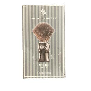 The Art of Shaving Shaving Brush - Synthetic Bristles - SEALED BOX