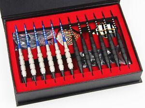 Professional Competition HZ12RS-1 Metal Steel Tip Needle Soft Darts 12PCS /Set