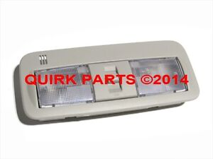 2012-2014 Nissan NV Overhead Console Map Reading Light Lamp Bezel Switch OEM NEW