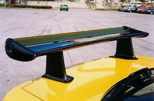 R style Carbon Fiber Spoiler Wing Fit For Nissan Skyline GTR GTT R34  BNR34