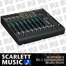 Mackie 1202 VLZ4 Mixer 12 Channel Audio 1202 VLZ 4 - w/3 Years Warranty.