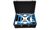 DJI Drone Phantom 4 and Phantom 4 PRO Hard Case - Premium Inserts