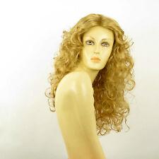 Perruque femme longue blond doré GAETANE 24B