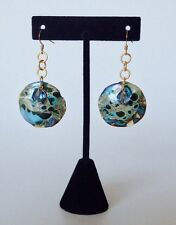 Antica Murrina Petra--Murano Glass Earrings