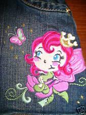 NWT children's place Fairy Angel skirt boutique 4 4t butterflies applique