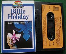 Billie Holiday Lady Sings the Blues inc Now or Never + Cassette Tape - TESTED