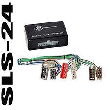 Audi A2 A3 A4 A6 TT A8 Teilaktiv Aktiv Soundsystem KFZ Adapter Bose Radioadapter