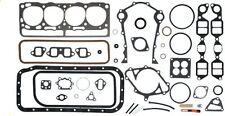 Full Engine Gasket Set 56 57 Lincoln Mercury 368 V8 NEW