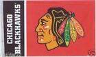 Huge Chicago Blackhawks Huge 3 x 5 NHL Licensed Flag - Free Shipping