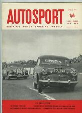 Autosport June 13th 1958 * FERRARI DINO 246 *