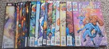 18 Fantastic Four Comics #40-49 Complete And Some From #528-546 20001 Nm