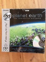 BBC PLANET EARTH INTERACTIVE DVD GAME Home School