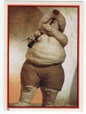 figurina STAR WARS RETURN OF THE JEDI PANINI 1983 NEW numero 58