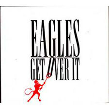 ★ MAXI CD The EAGLES Get over it PROMO 2-TRACK Digipack  NEW SEALED   ★