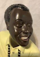 """Club Jazz"" Drummer by ENESCO Apparence Paris Modele Depose Stature Figurine '93"