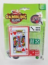 Jeux de Cartes Poker Avec Dés