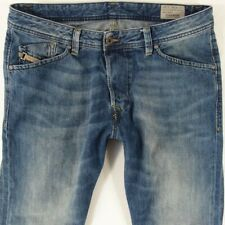 Mens Diesel DARRON ORB04 Slim Tapered Blue Jeans W34 L30