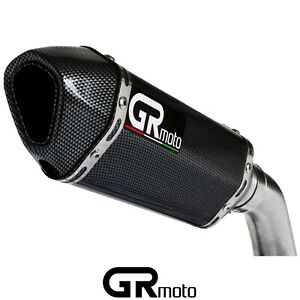 Exhaust for KAWASAKI NINJA ZX9R B 1994 - 1997 GRmoto Carbon