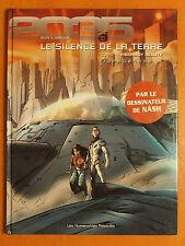2035.le silence de la terre T 1.Visionary Reality.Ploy- Damour-Les Humanoïdes EO