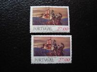 Portugal Stamp Yvert and Tellier N°1516 x2 Obl (A29) Stamp
