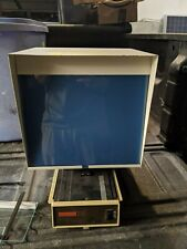 Vintage Quantor Model Q318 Microfiche Display 18W