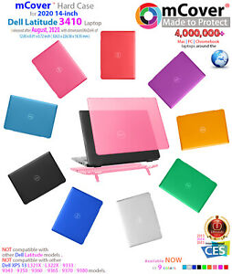 """NEW mCover® Hard Shell Case for 2020 14"""" Dell Latitude 3410 Business Laptops"""