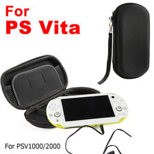 Black Hard Case Protective Carry Cover Bag Pouch For Sony PS Vita PSV 1000 2000