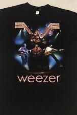 New listing New! Weezer Troublemaker Tour 2008 T - Shirt - Medium