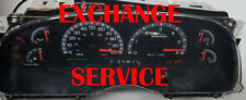 1999 2001 FORD F150 F250 F350 EXPEDITION CLUSTER REPAIR OR EXCHANGE SERVICE