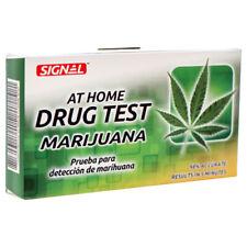 2 X  Marijuana Drug Test Urine Kit Pot,Cannabis,Weed,THC Home Testing Kits