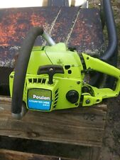 Poulan 3400  Chainsaw runs great all OEM power head