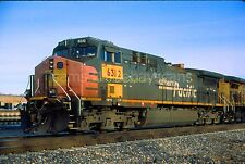 ORIGINAL SLIDE UNION PACIFIC RR PATCHED SOUTHERN PACIFIC RR C449W 6312 BLM IL 15