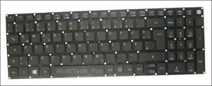 Tastatur Acer Aspire F15 F5-573G E5-573G-560Q E5-573G-55PQ Keyboard QWERTZ DE