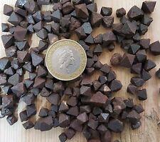 7 Natural Magnetite Crystal Specimen Power Healing Gem stones Chakra  Lodestone