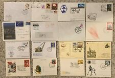 Poland - Set of 16 Covers (Pictorial cancels & standard letters) - #2019-12