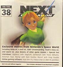 Next Action Nintendo (Rare)