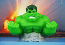 MARVEL SUPERHERO AVENGERS COMICS INCREDIBLE HULK FIGURE COIN PIGGY BANK K1222