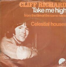 7inch CLIFF RICHARD take me high HOLLAND EX +PS 1973