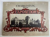 Vintage Charleston And The Exposition Book Photographs South Carolina Pictures