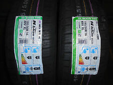 2x 195/50 16 NEXEN NBLUE 84V 1955016 QUALITY NEW CAR TYRES EXCELLENT WET GRIP