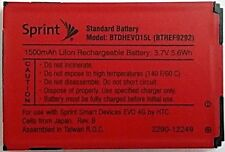 New OEM High Quality Sprint Brand RHOD160 HTC Evo 4G Red Replacement Battery