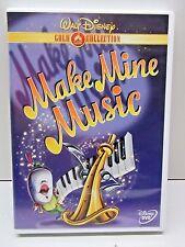 Walt Disney Make Mine Music (DVD, 2000, Gold Collection Edition) - Complete L@@K