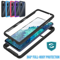 For Samsung Galaxy Note 20/S20 FE Case Full-Body Cover Built-in Screen Protector